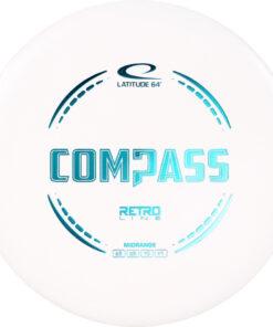 Latitude 64 Compass Retro