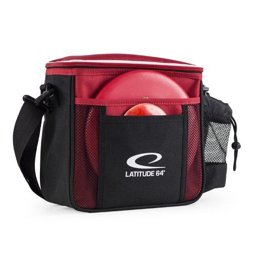 Latitude 64 Slim Bag Rød Disc Golf Taske