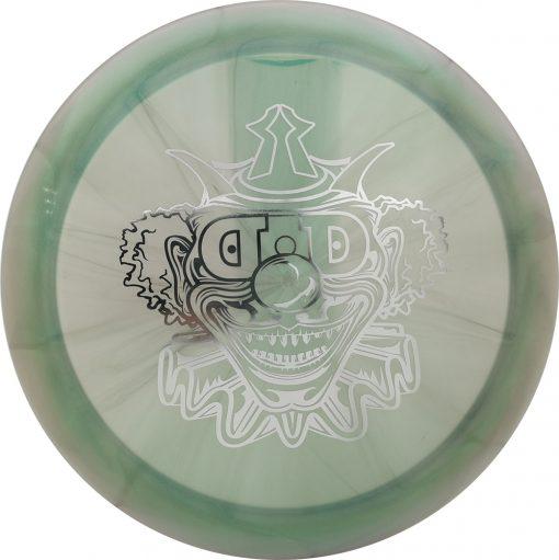 Dynamic Discs Escape Crazy Clown LucidX Chameleon