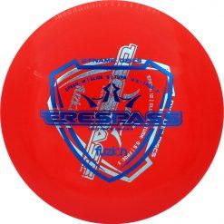 Dynamic Discs Trespass Fuzion Disc Golf