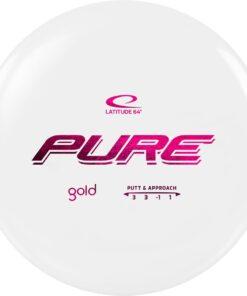 Latitude 64 Pure Gold Disc Golf