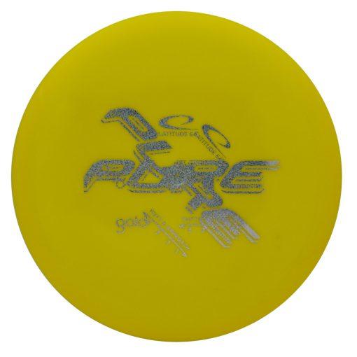Latitude 64 Pure Gold Misprint Disc Golf Putt and Approach
