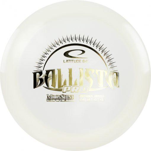 Latitude 64 Ballista Pro Opto Moonshine Distance Driver Disc Golf