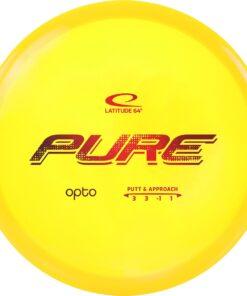 Latitude 64 Pure Opto Disc Golf