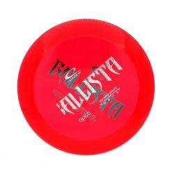Latitude 64 Opto Ballista Misprint Disc Golf