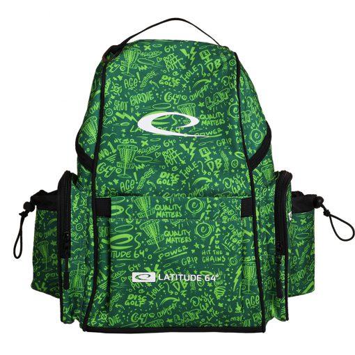 Latitude 64 Swift Bag Pattern Disc Golf Taske
