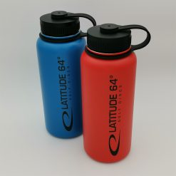 Latitude 64 Double Wall Vacuum Insulated Water Bottle - Vandflaske Thermo Disc Golf