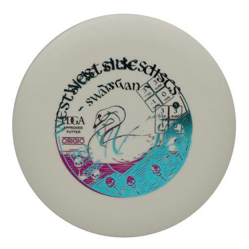 Westside Discs Swan 2 Origio Misprint Disc Golf Putt and Approach