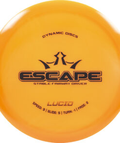 Dynamic Discs Escape Lucid Disc Golf Fairway Driver