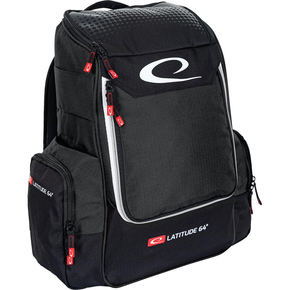 latitude 64 core bag black right
