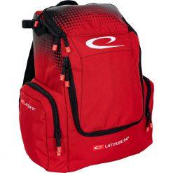 latitude 64 core pro bag red right