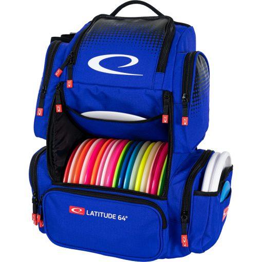 Latitude 64 Luxury E4 Bag Blå