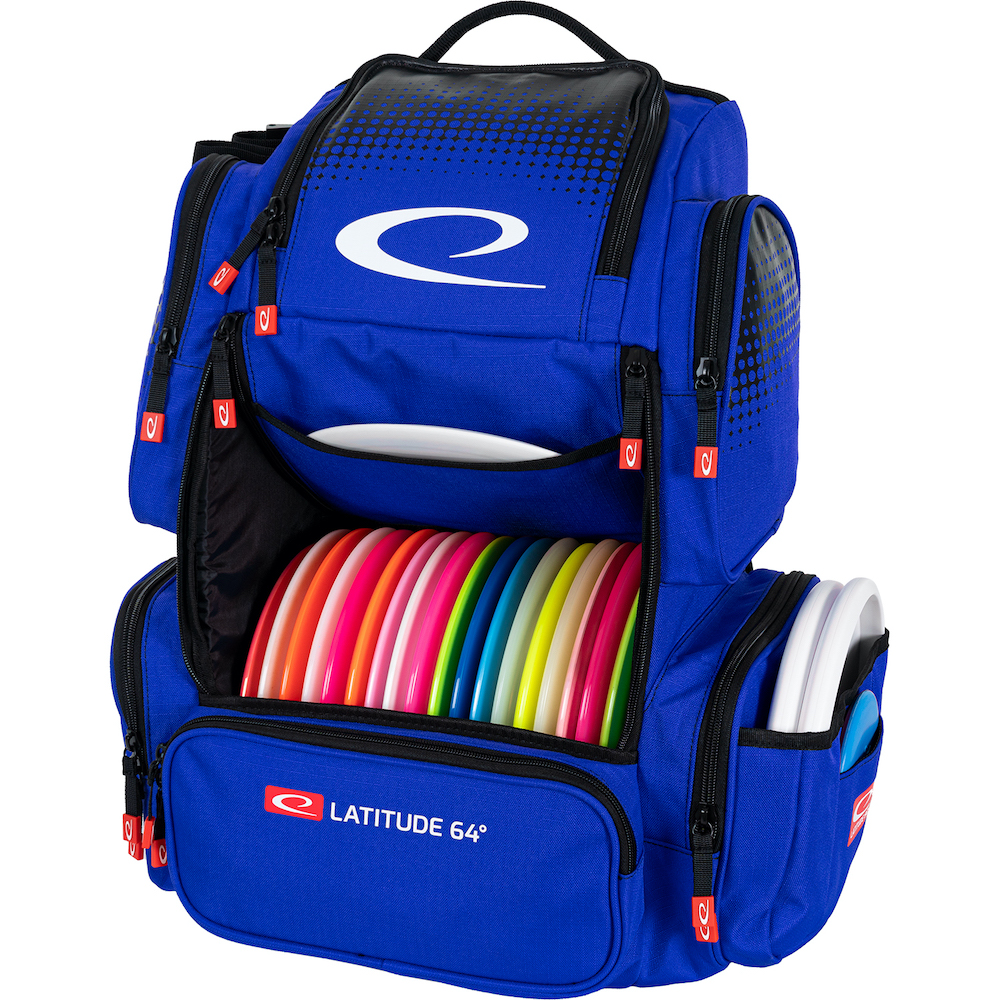 Latitude 64 Luxury E4 Bag Blå