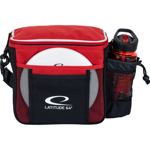 latitude 64 slim bag red front
