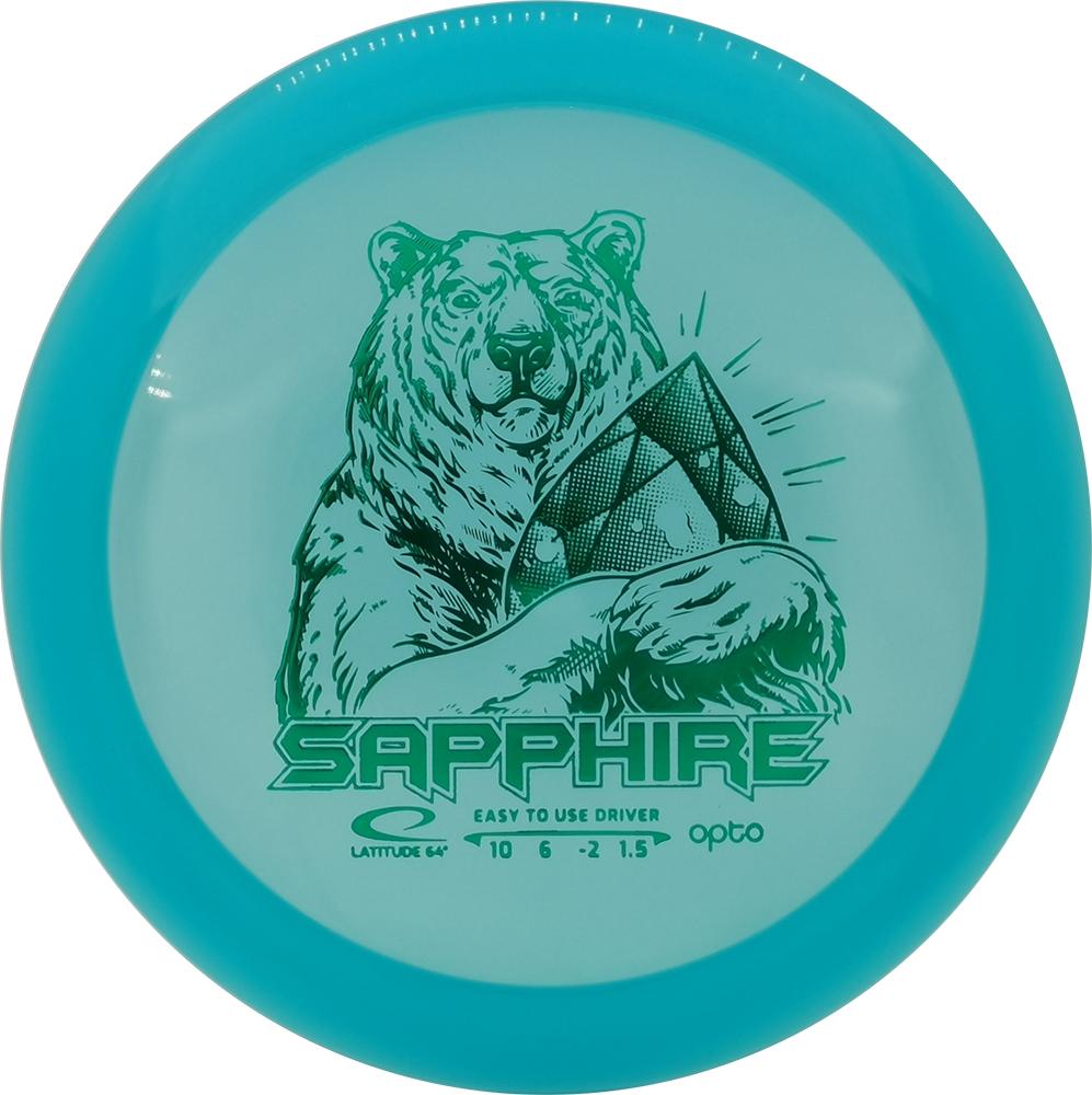 Latitude 64 Sapphire Opto Disc Golf