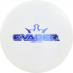 Dynamic Discs Evader Lucid First Run Fairway Driver White