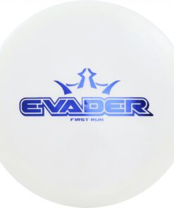 Dynamic Discs Evader Lucid First Run Fairway Driver White