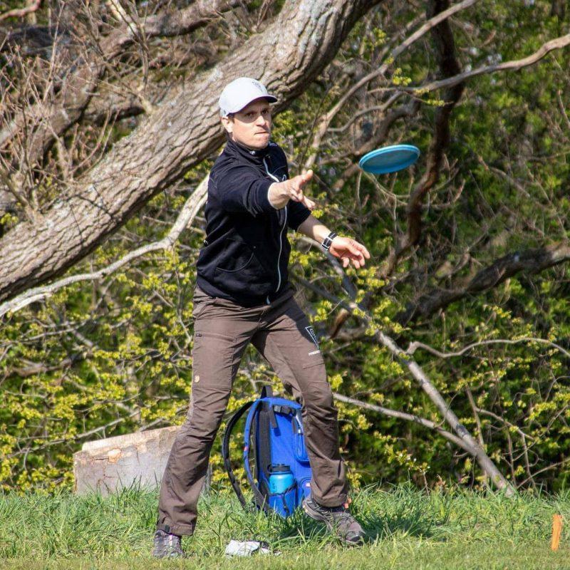 Martin Spliid - Frisbeesport